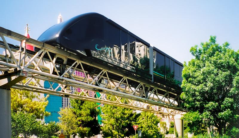 Mandalay Bay Monorail