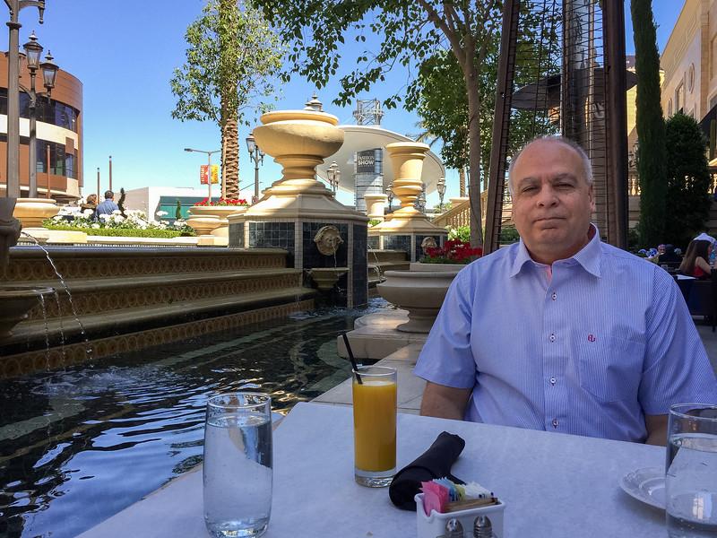 Breakfast at Dal Toro