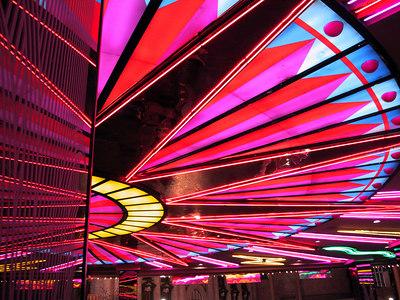 Neon Las Vegas, NV