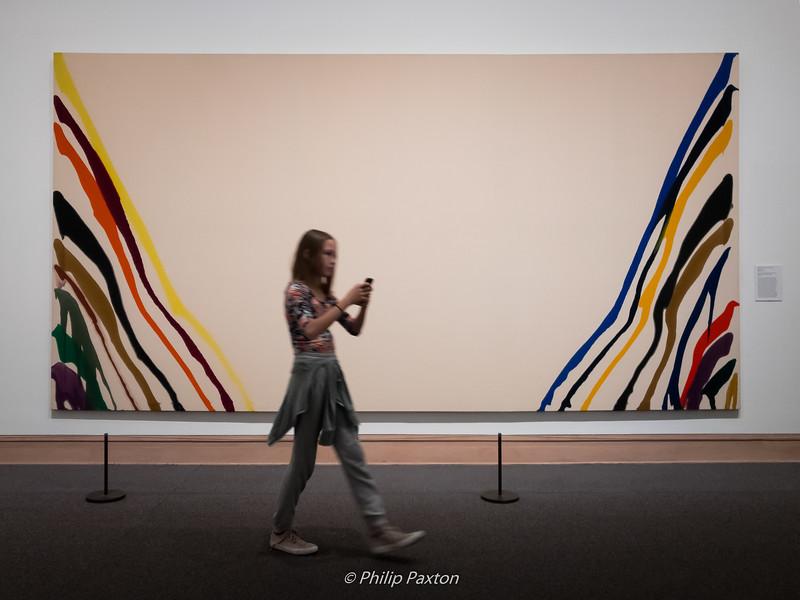 Walk by art