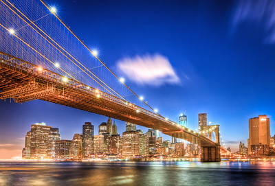 Read about the shot here; http://elliothaney.squarespace.com/blog/2012/6/21/bucket-list-shot-brooklyn-bridge.html