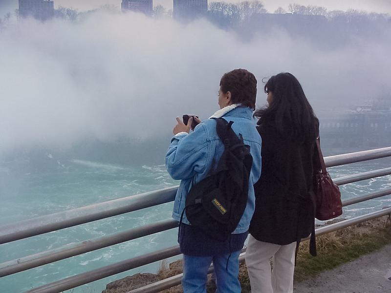 Niagara Falls - New York Side