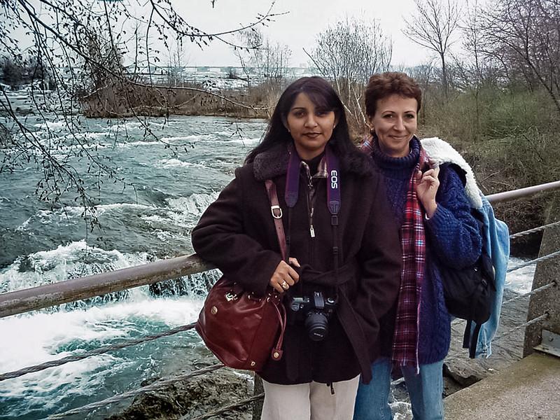 South African Visitors to Niagara Falls