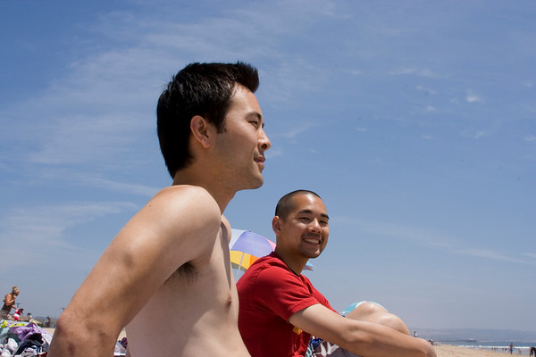 "The Quon Brothers<br /><span class=""photoid"">[0021Newport Beach 070512]</span>"