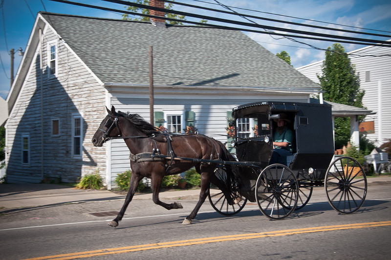 Amish Country, Ohio