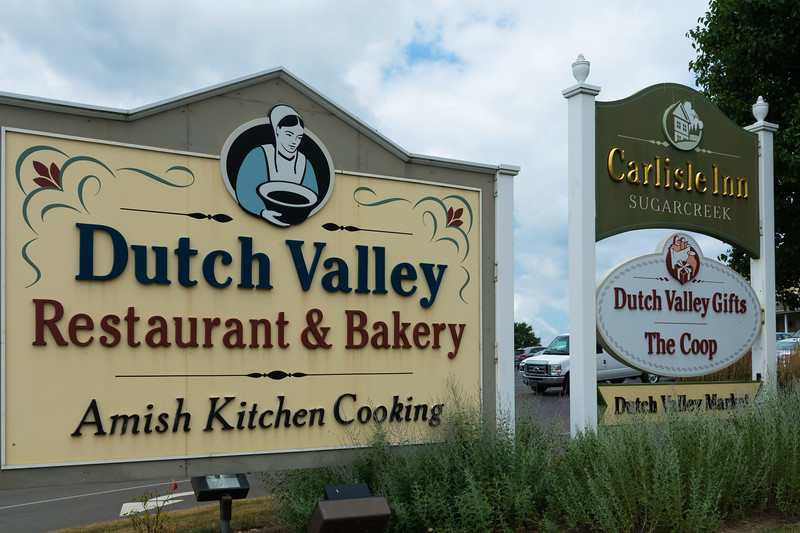 Amish Country for Lunch