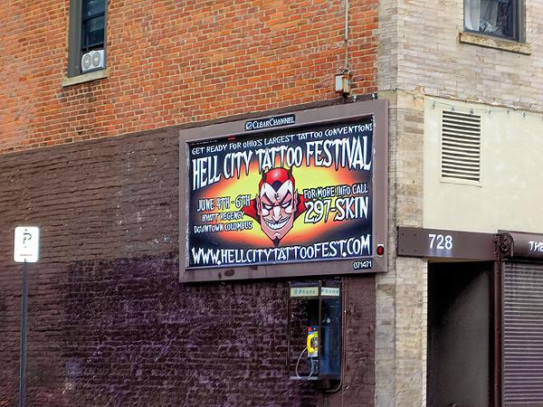 Hell City Tattoo Festival 2004