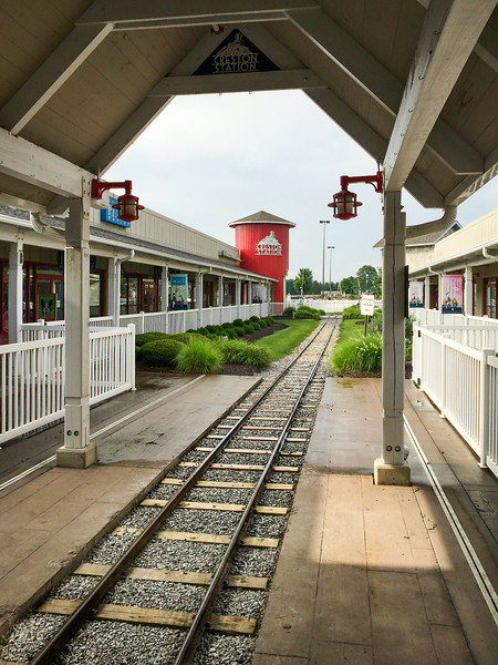 Ohio Station Outlets