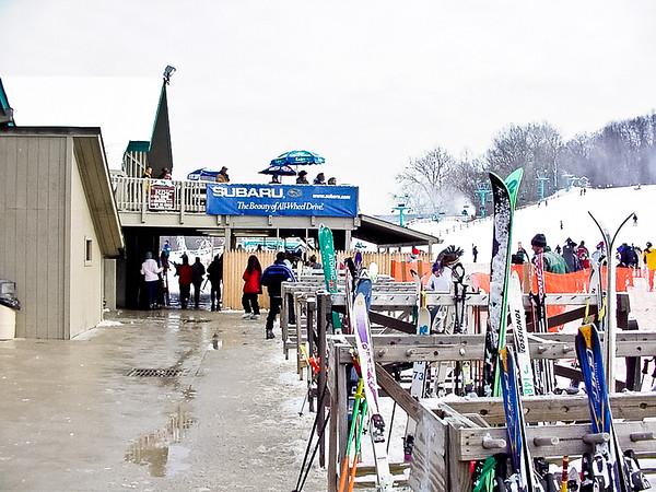 Boston Mills Ski Resort - Jan 1, 2002