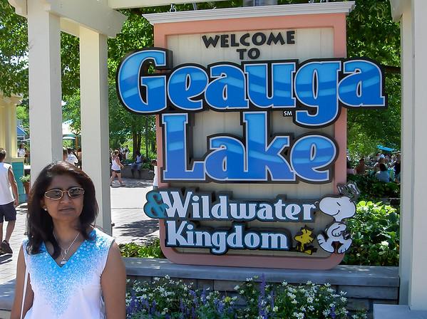 Geauga Lake & Wildwater Kingdom