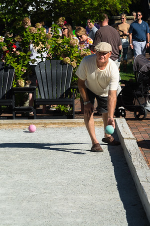 Bocce Ball Tournament 2016