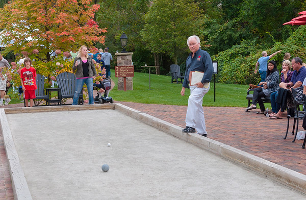 Bocce Ball Tournament 2013