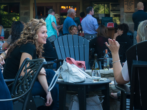 On the Piazza Outdoor Patio