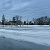 Gervasi Lake in Winter