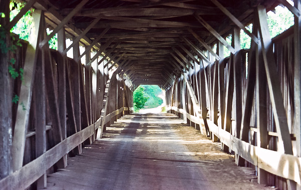 Knowlton Covered Bridge
