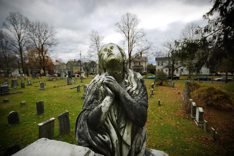 Mound Cemetery in Marietta, Ohio