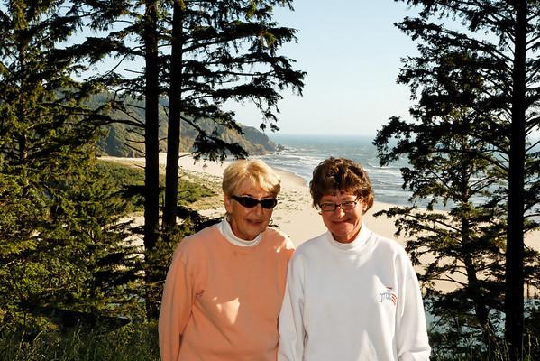 Oregon- Family Vacation 2008