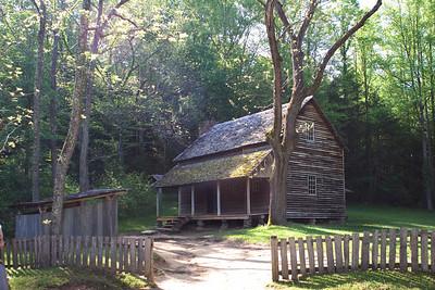 Old homestead; Cades Cove, TN