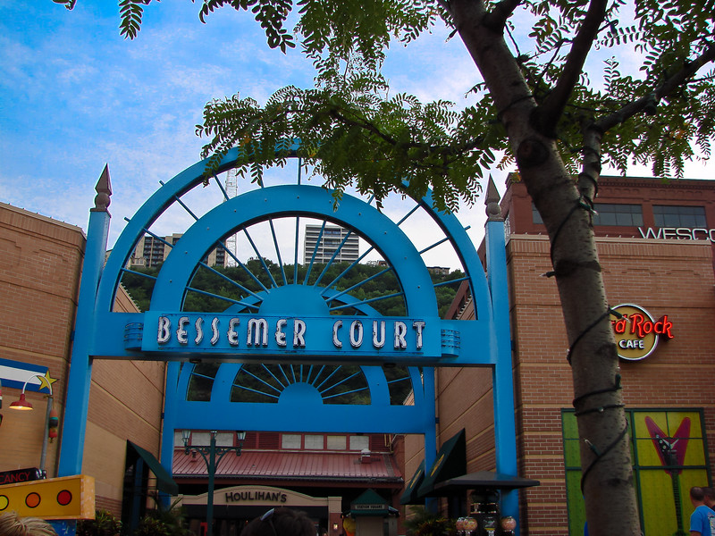 Bessemer Court