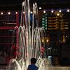 Fountain at Bessemer Court
