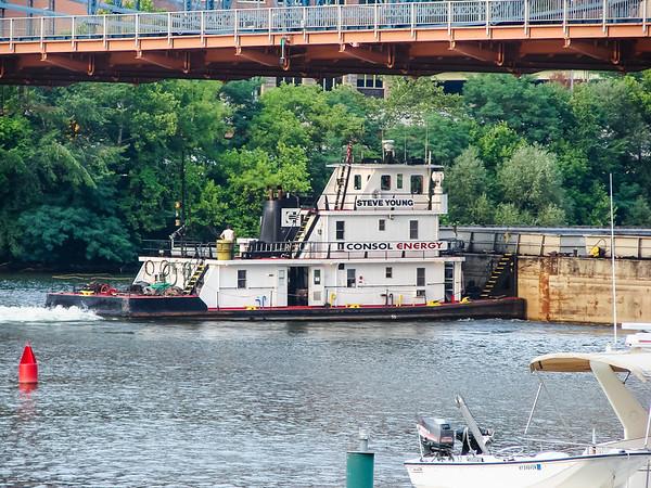 River Towboat