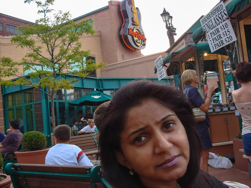 Hard Rock Cafe at Station Square