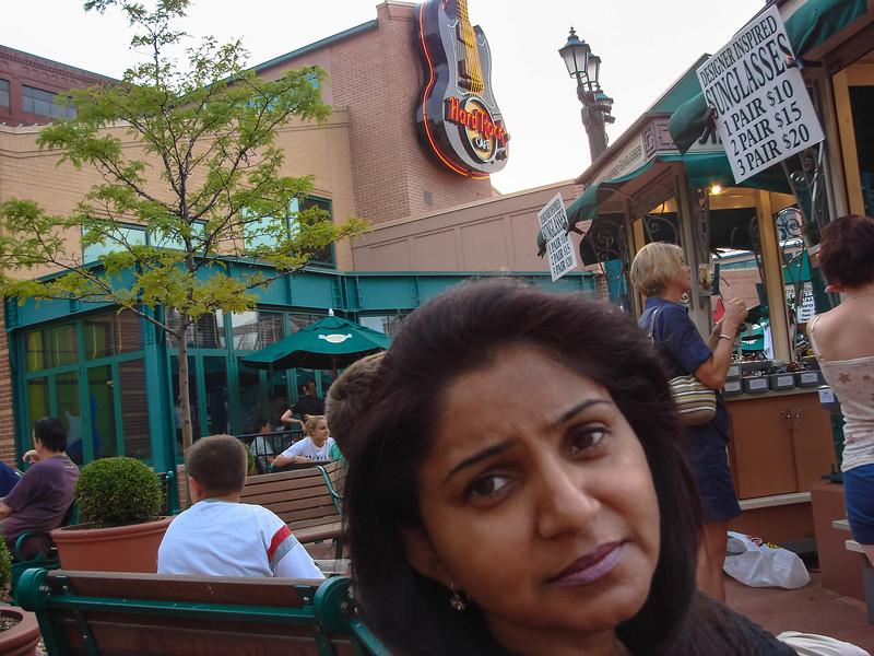 Hard Rock Cafe at Station Square