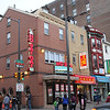 Philadelphia has the third largest China Town in the US behind San Franscisco and New York