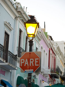 Pare a.k.a Stop Old San Juan Puerto Rico