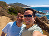 Ricardo and me on the PCH