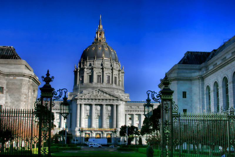 City Hall in hdr_2
