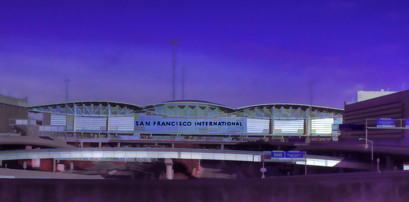 SFO Airport textured 2 copy