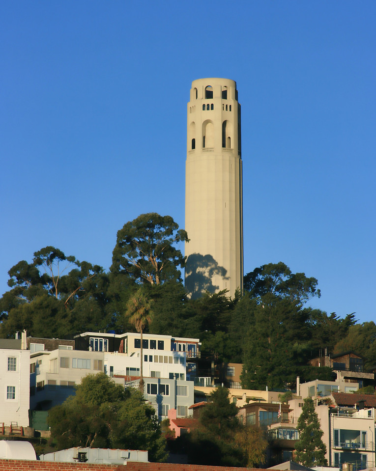 Coit tower soft
