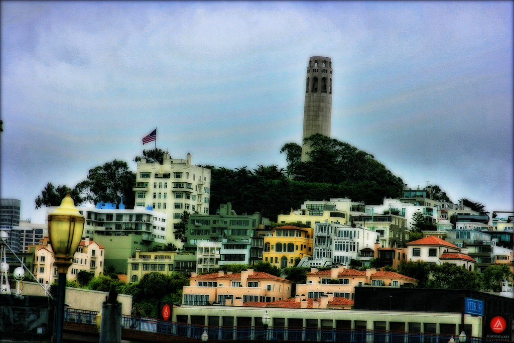 coit tower view redone