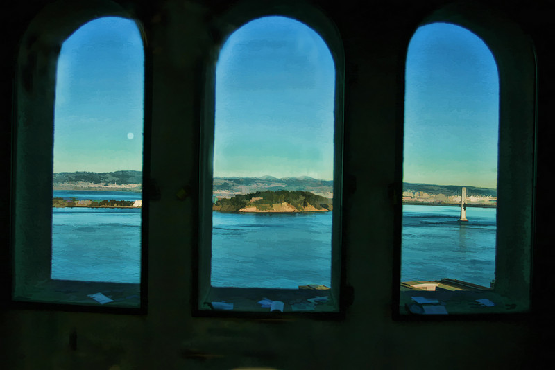 coit tower windows