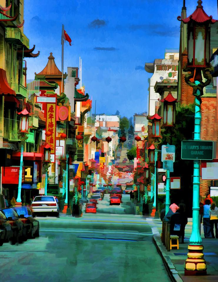 China town Final