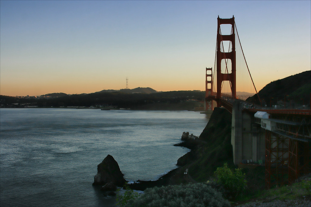 Golden gate Simplified