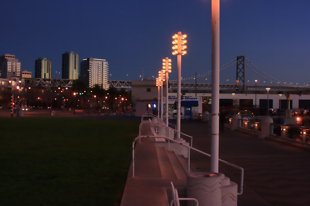 Marina Boardwalk