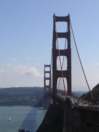 San Francisco, March 2005