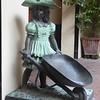 Statue in Garden.