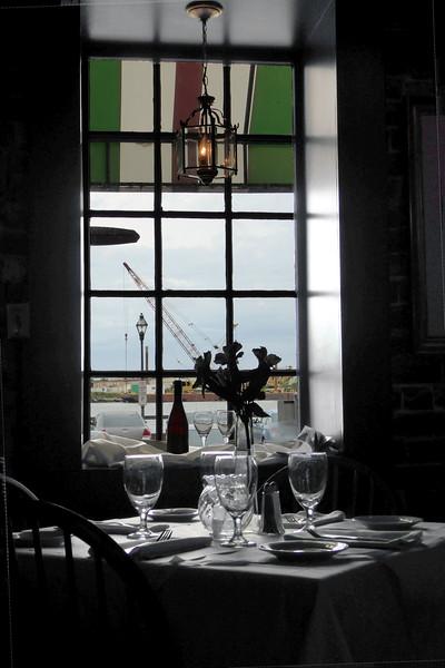 River House Restaurant.