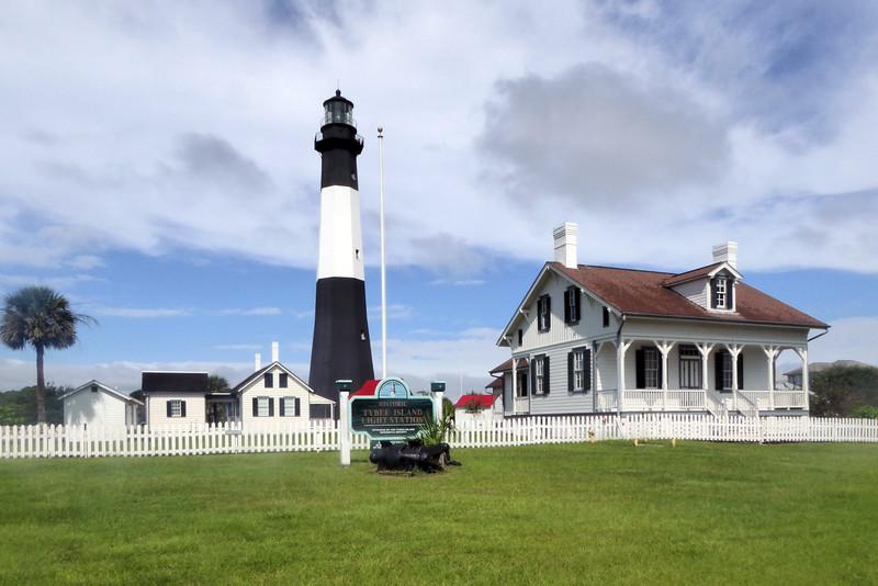 Tybee Island Light house.