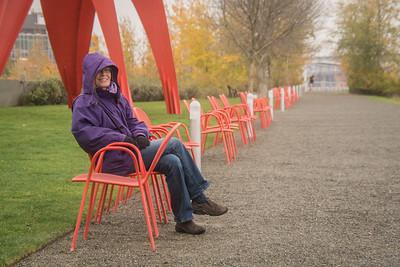 Olympic Sculpture Garden.