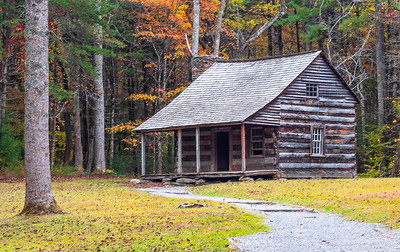 Another Cade's Cove cabin