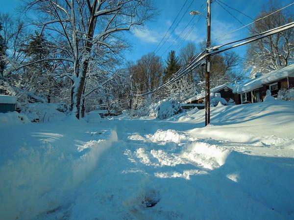 Snow Feb 2010