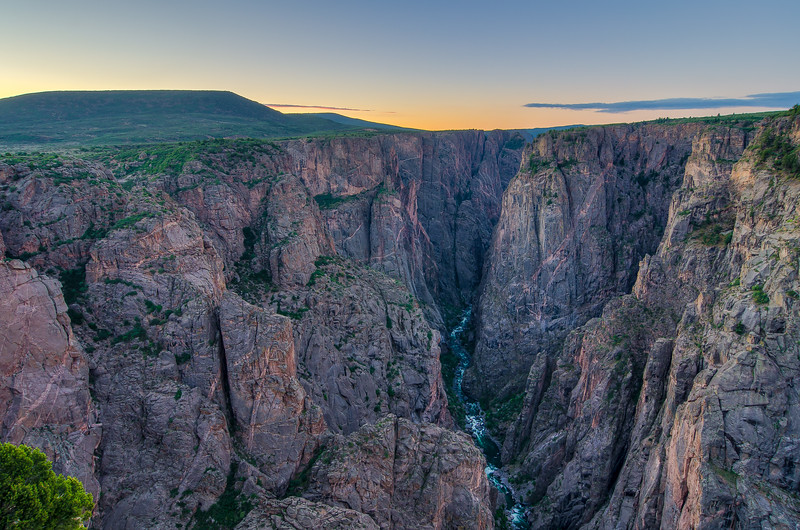 Black Canyon of the Gunnison National Park, Colorado (2013)