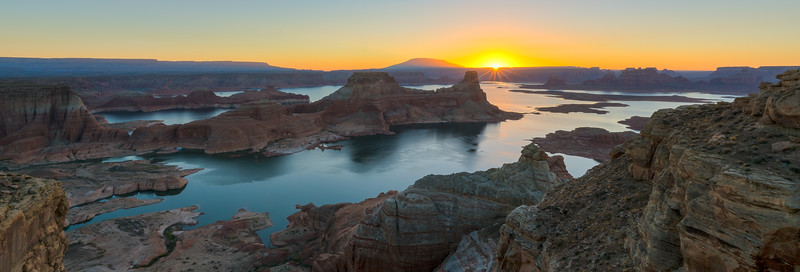 Alstrom Overlook & Gunsight Bay
