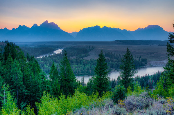 Grand Teton National Park, Wyoming (2012)