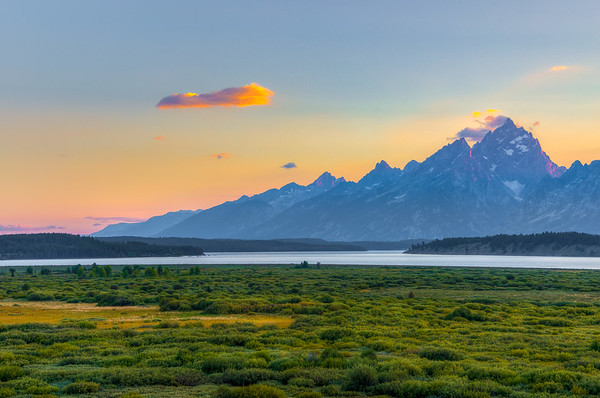 Grand Teton National Park, Wyoming (2014)