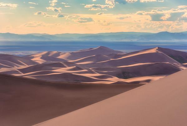 Great Sand Dunes National Park, Utah